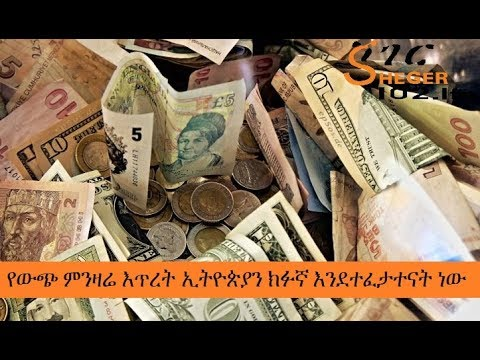Shortage Of Foreign Currency Is Weaking Ethiopia - የውጭ ምንዛሬ እጥረት ኢትዮጵያን ክፉኛ እየተፈታተናት ነው