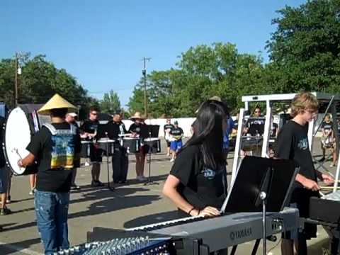 Monterey High School Summer Band August 2010.mp4