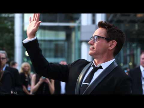 The Judge: Robert Downey Jr. TIFF Movie Premiere Gala Arrival