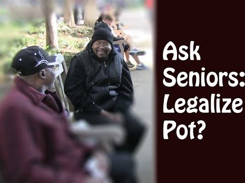 Ask The Seniors: Should We Legalize Marijuana?