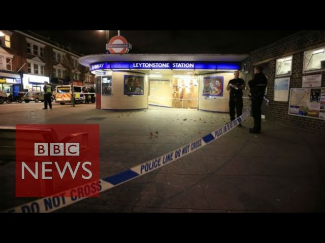Leytonstone stabbing: A 'terrorist incident' says the police  - BBC News