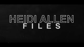 "NBC3 Exclusive: ""Heidi Allen Files"""