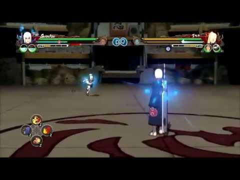NARUTO SHIPPUDEN™: Ultimate Ninja® STORM REVOLUTION - DLC Gameplay - Suigetsu (Taka)【HD】