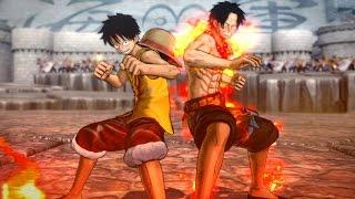 วิธีโหลด วิธีลง เกม ONE PIECE BURNING BLOOD