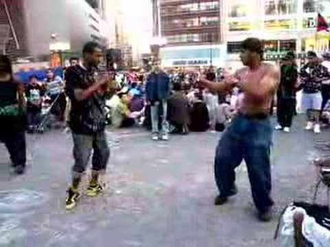 Union Square Spartans:Spider vs Flow