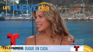 Un Nuevo Día | Ximena Duque habla de su relación con Carlos Ponce | UND
