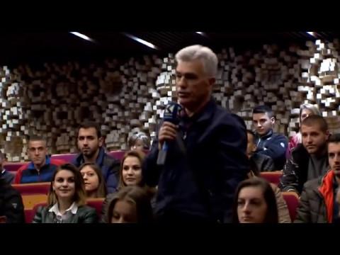 Zona B - Ismail Kadare - 10.04.2017 - Klan Kosova