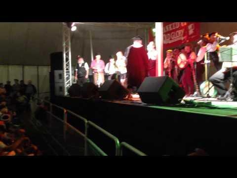 Dr Busker Fred Dibnha Tribute The Great Dorset Steam Fair 2014