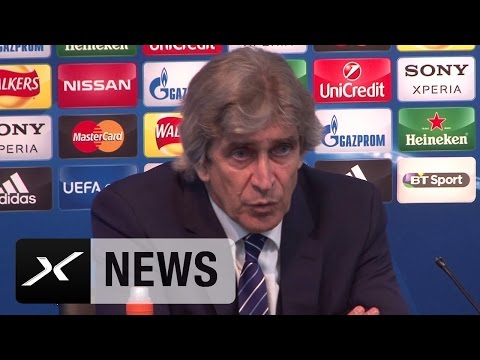 "Manuel Pellegrini: ""Gehen selbstbewusst nach Madrid"" 