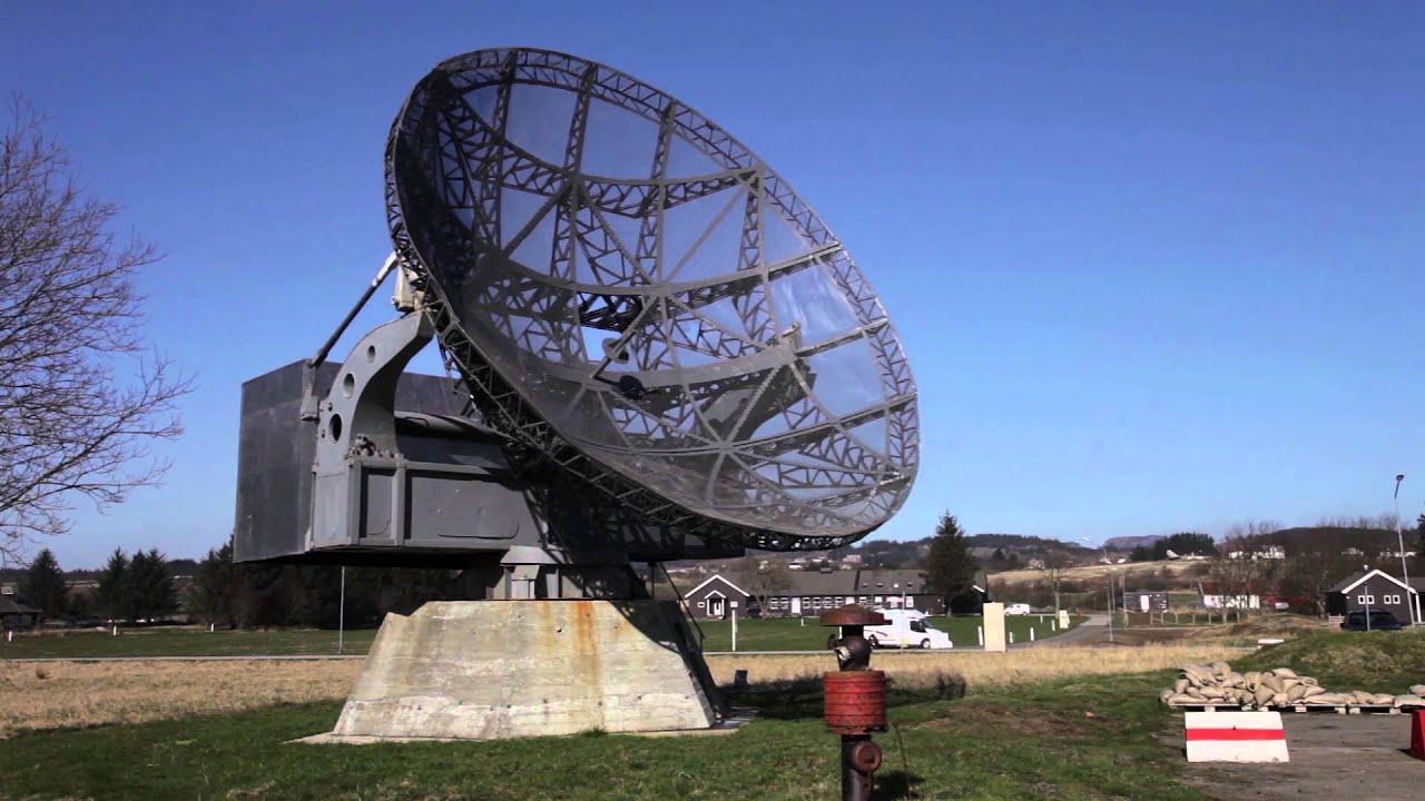 German Ww2 Radar Quot Wurzburg Riese Quot Youtube