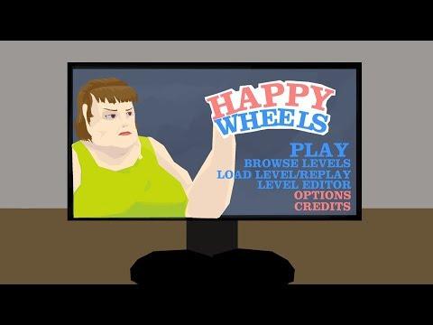 ХЭППИ ВИЛС В ХЭППИ ВИЛС 2 ► Happy Wheels |170| Прохождение