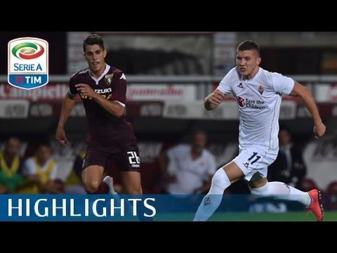 Torino -Fiorentina 3-1 - Highlights - Matchday 2 - Serie A TIM 2015/16