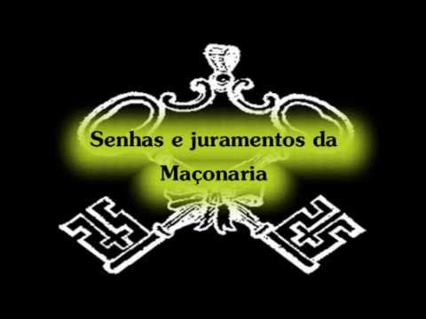 Senhas e Juramentos da Maonaria (segredo enfim revelado)