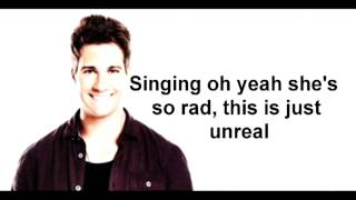 Big Time Rush - Amazing (Lyrics)