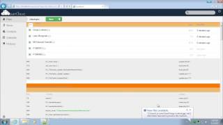 How to Install ownCloud on Windows 7 using Wamp