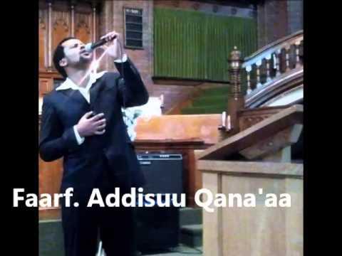 Oromo Gospel Song addisu Qana'a.#burqaa Nagaakoo video