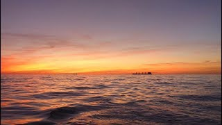 Sailing Alone 2018 Part 2. Sailing back to Belgium.  Crossing the Southern North Sea.