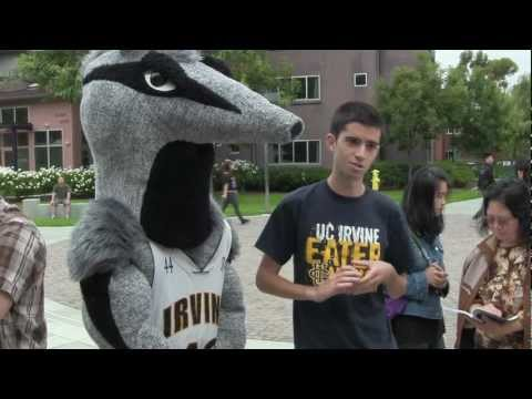 UC Irvine Student Housing Move-In Day