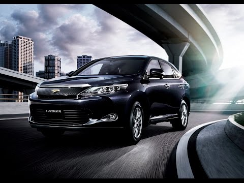 Toyota Harrier 2014 - PREMIUM