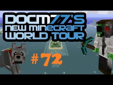 Docm77´s NEW Minecraft World Tour - Episode 72: Group Dynamics