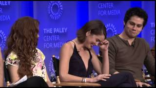 Teen Wolf cast talks about Malia in season 5 (Paleyfest)