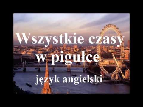 Wszystkie Czasy W Pigułce - Angielski - Jak Rozróżniać 12 Czasów English Present, Perfect, Future