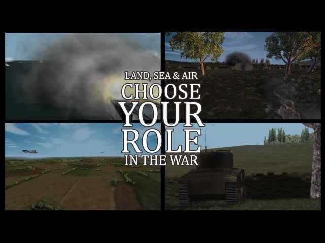 Руководство запуска Battleground Europe по сети