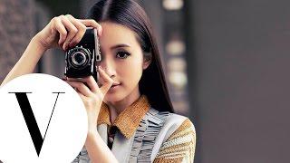 跟著林依晨Ariel Lin遊倫敦 絕對珍藏版|封面人物|Vogue Taiwan