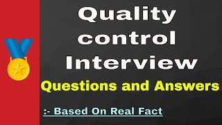 quality control interview questions and answers - qc tool | quality control tools and qc assurance