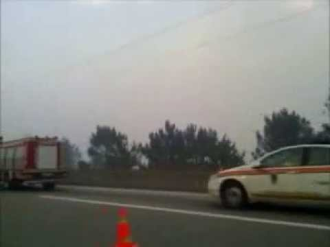 Incendio Sever do vouga / Agueda 2013 ...