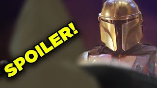 MANDALORIAN Ending Explained! Surprise Cameo Deeper Meaning! | RT #themaudelorian