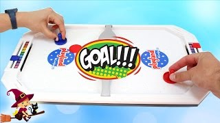 Air Hockey Juego Interactivo