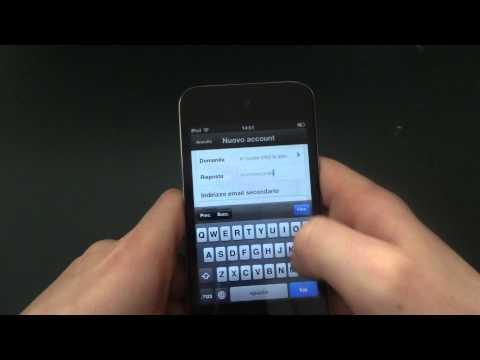 Come creare un ID apple gratuito senza carta di credito direttamente dal dispsitivo