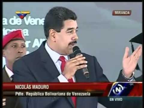 Maduro se equivoca otra vez
