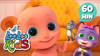 Seven Days - Educational Songs for Children | LooLoo Kids