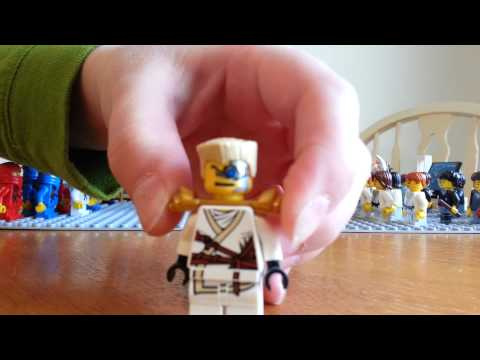 A NEW, NEW, NEW, Update on all my Lego Ninjago CUSTOMS. . .