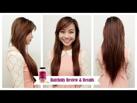 Hairfinity Review & Results (Before / After Pictures) l How to Grow Long Healthy Hair Faster