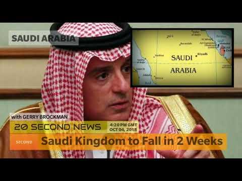 Saudi Kingdom to Fall in 2 Weeks - Arabia Breaking NEWS Today