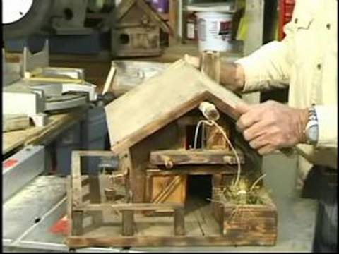 How to Build a Unique Birdhouse : Making Extreme Birdhouses