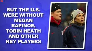 Should U.S. Be Worried About Past Results vs. France? Women's World Cup Daily Sports Illustrated