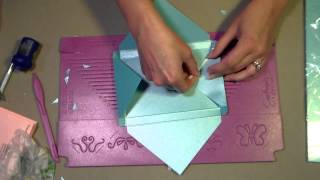 Envelobox box and emboss tutorial