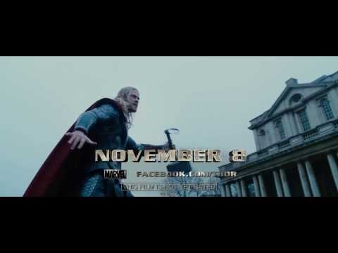 Marvel's Thor: The Dark World – TV Spot 3
