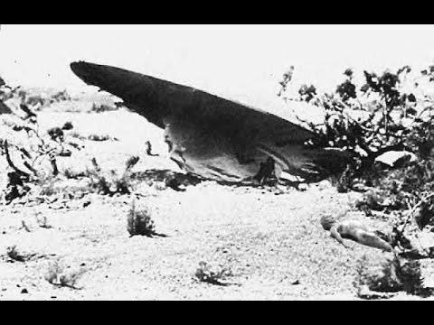 Шокирующие факты Розуэлльский инцидент 1947 Тайны века Чужие