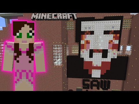 Minecraft: Notch Land - SAW MAZE [7]