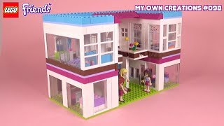 Mansion 003 | LEGO Friends My Own Creations #098
