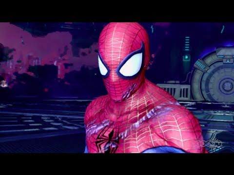 Spider-man: Edge of Time - Comic-Con 2011 Trailer (PS3. Xbox 360. Wii. 3DS. DS)