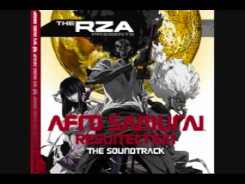 Afro Samurai Resurrection Soundtrack - Dead Birds (rza) video
