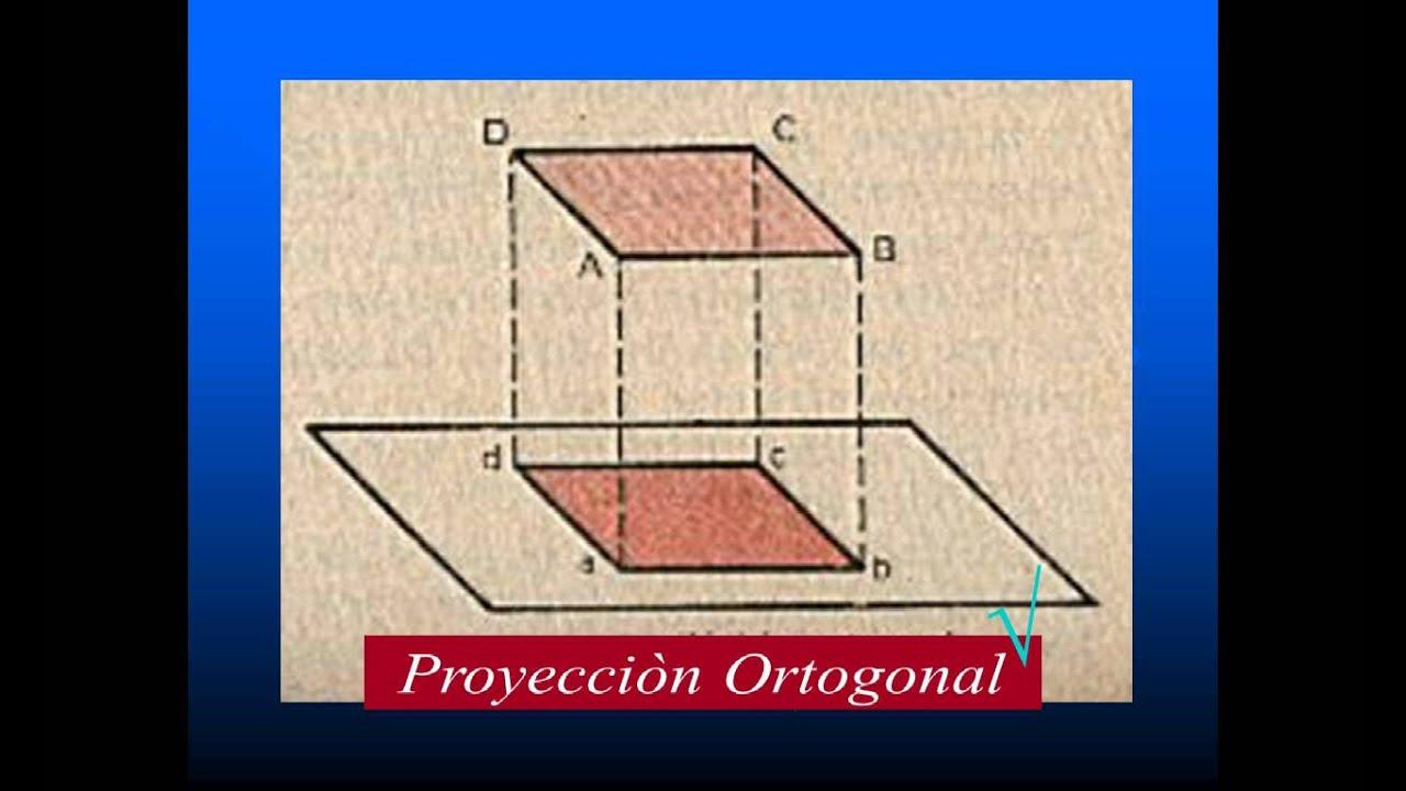 elemento de proyeccion:
