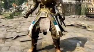 """For Honor - New """"RAH"""" Emote Spam?"""
