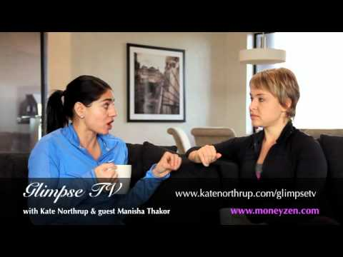 Get Financially Naked With Manisha Thakor And Kate Northrup On Glimpse Tv video